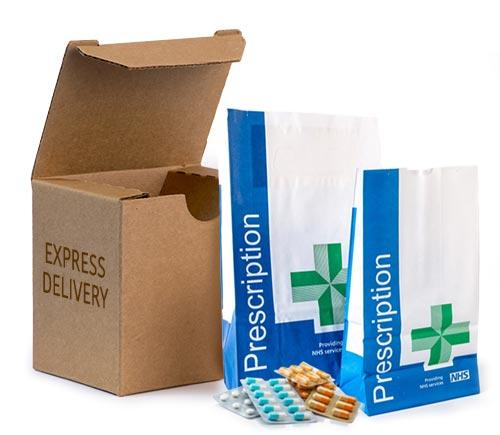 Express Delivery Medication and Tablets